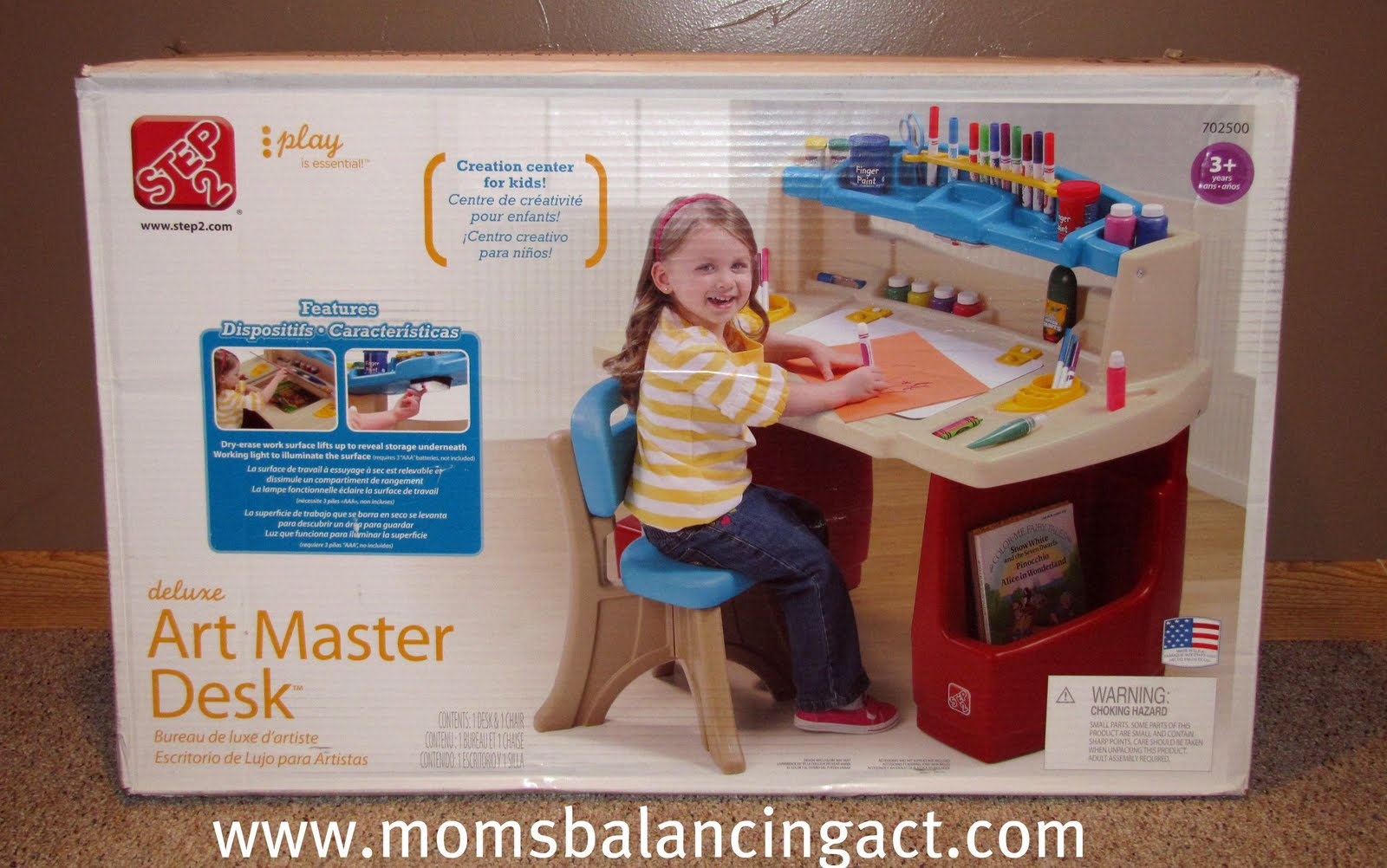 Checking Our List Step2 Deluxe Art Master Desk Review