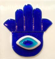 Blue Bead (Kharze Zarka) a symbol of protection againest evil eye or envy