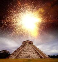 شعب المايا ينتهي تقويمه في 21 ديسمبر 2012 وهو يمثل نهاية العالم بالنسبة لهم