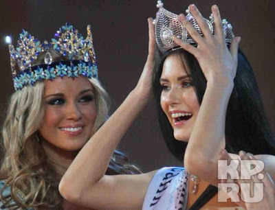 Miss Russia 2009 Nude Scandal