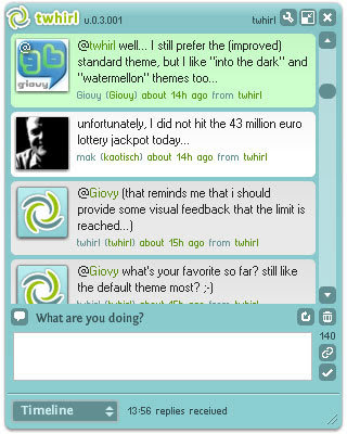 5 Top of the Line Twitter Desktop Clients for Linux | TechSource