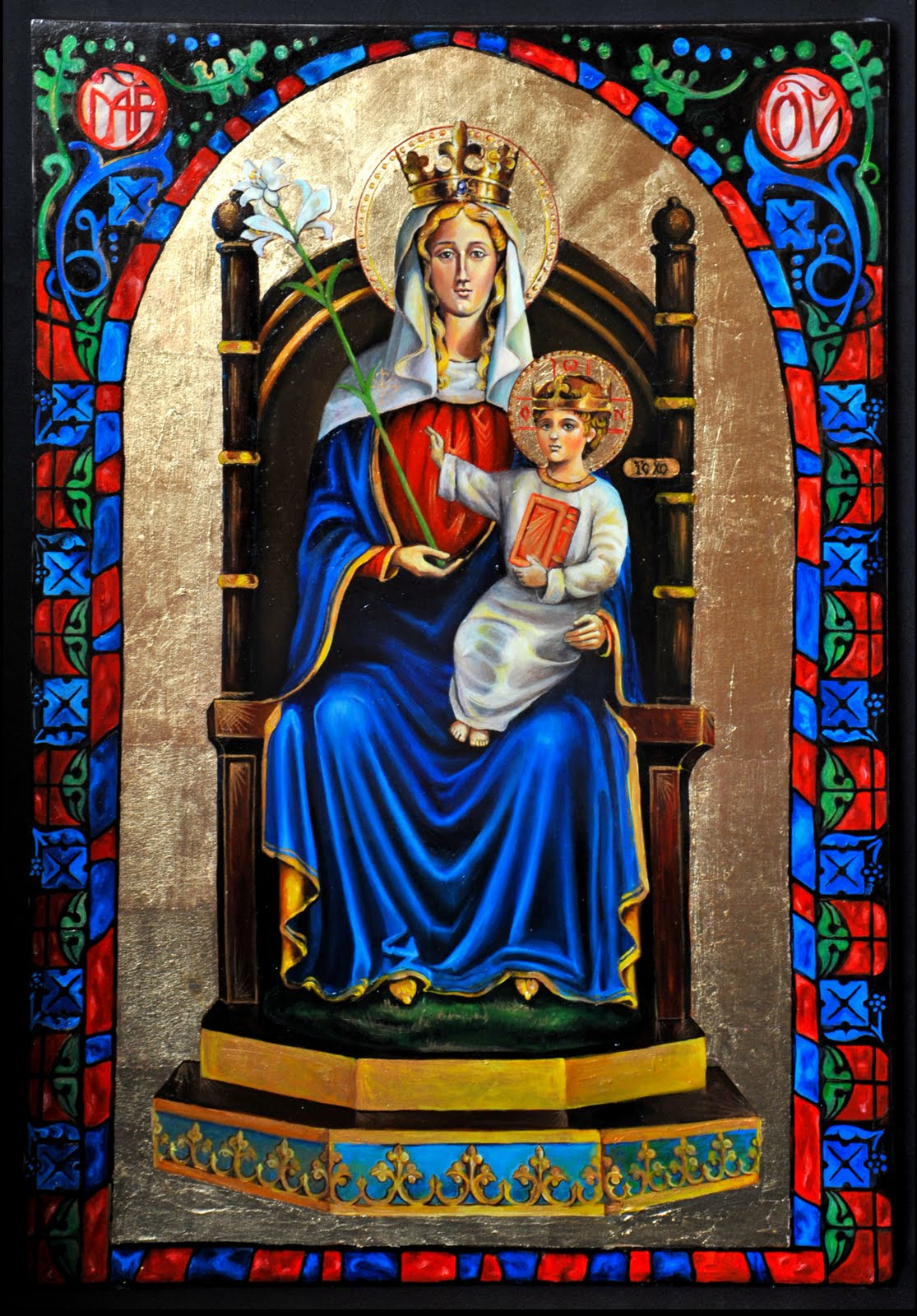Image result for our lady of walsingham