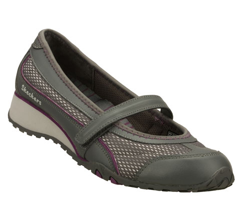 Skechers Black Work Shoes Uk
