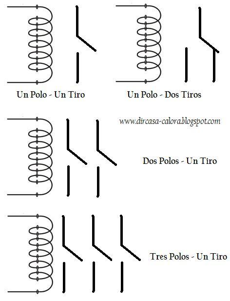 Esquema interruptor fotoelctrico Electromecanica t