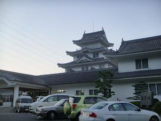 国民宿舎『湯浅城』