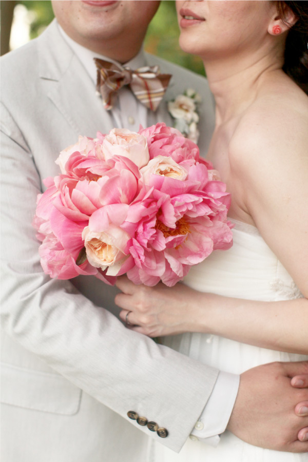 {Wedding Trends} : Peony Bouquets - Part 1 - Belle The ...