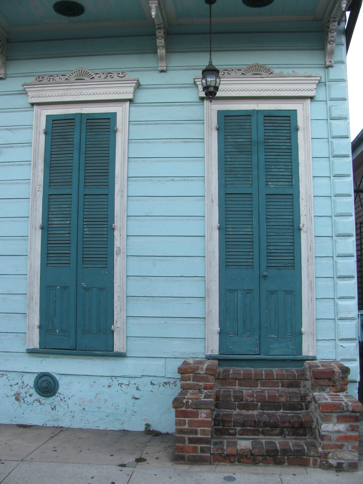 Windows Into New Orleans