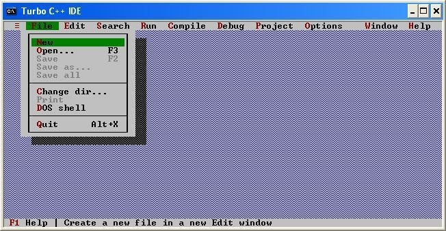 Install Turbo C++ Version 3 0 | How to Compile and Run C