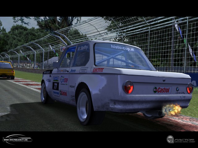 Rfactor Templates  bvr braga virtual racers hockenheim gp4 1 10