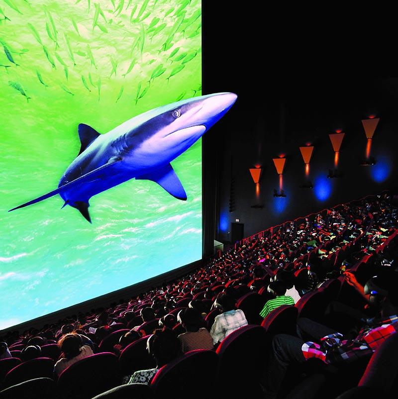 3d Filme Kino