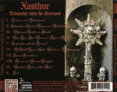 xasthur telepathic with the deceased downloadXasthur Telepathic With The Deceased