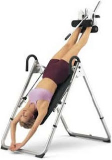 A Healthy Life Style Inversion Table Therapy