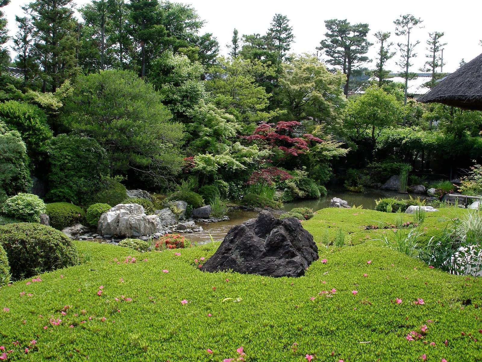 Zen Garden Design Layout Photograph | How Layout Rock Garden