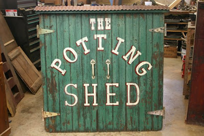 Garden Shed Signs Diy