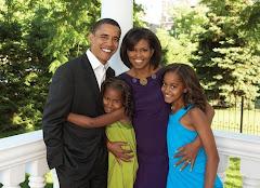 Family Obama