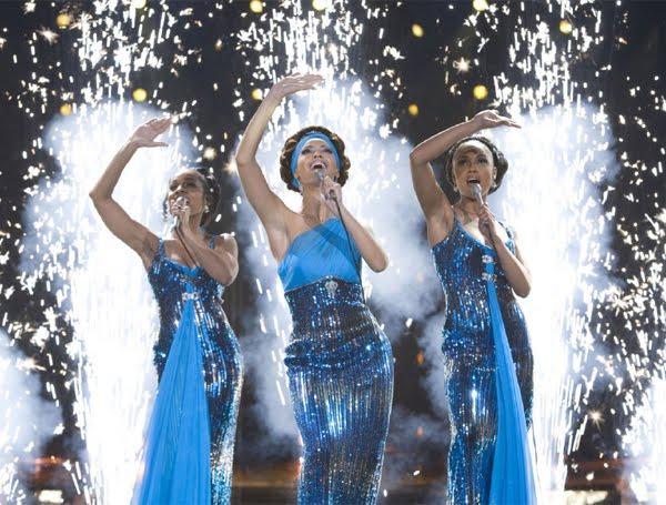 Por Dentro Da TV Globo: Sessão De Gala Exibe Dreamgirls