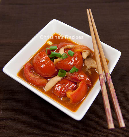 Chicken in Tomato Sauce02