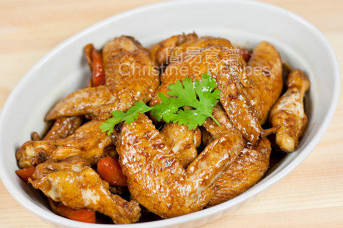 Coco-cola Chicken Wings02