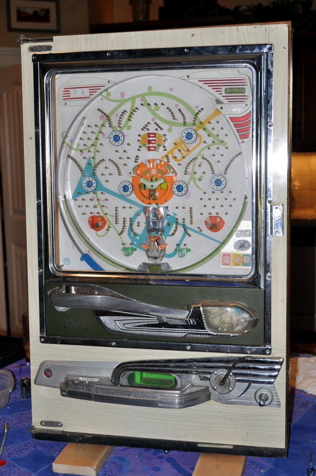 Craigslist In Boise >> What Am I Doing?: My Sankyo Pachinko Machine!