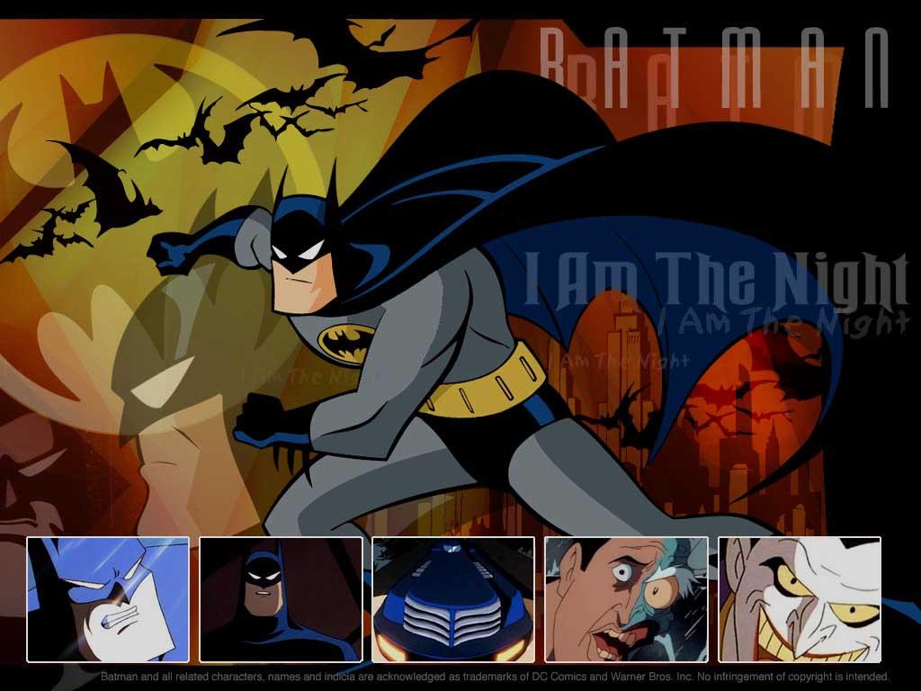 Top cartoon wallpapers batman cartoon wallpapers - Batman wallpaper cartoon ...