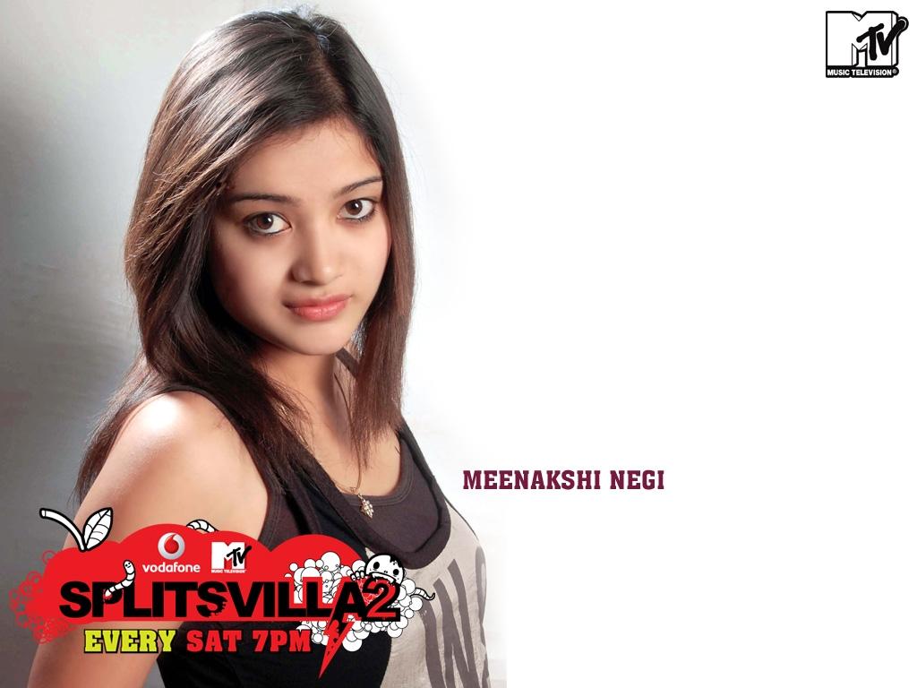 Meenakshi from MTv Splitsvilla