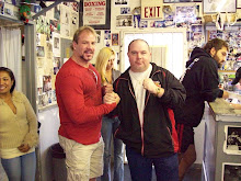 Cooney and Tommy Morrison