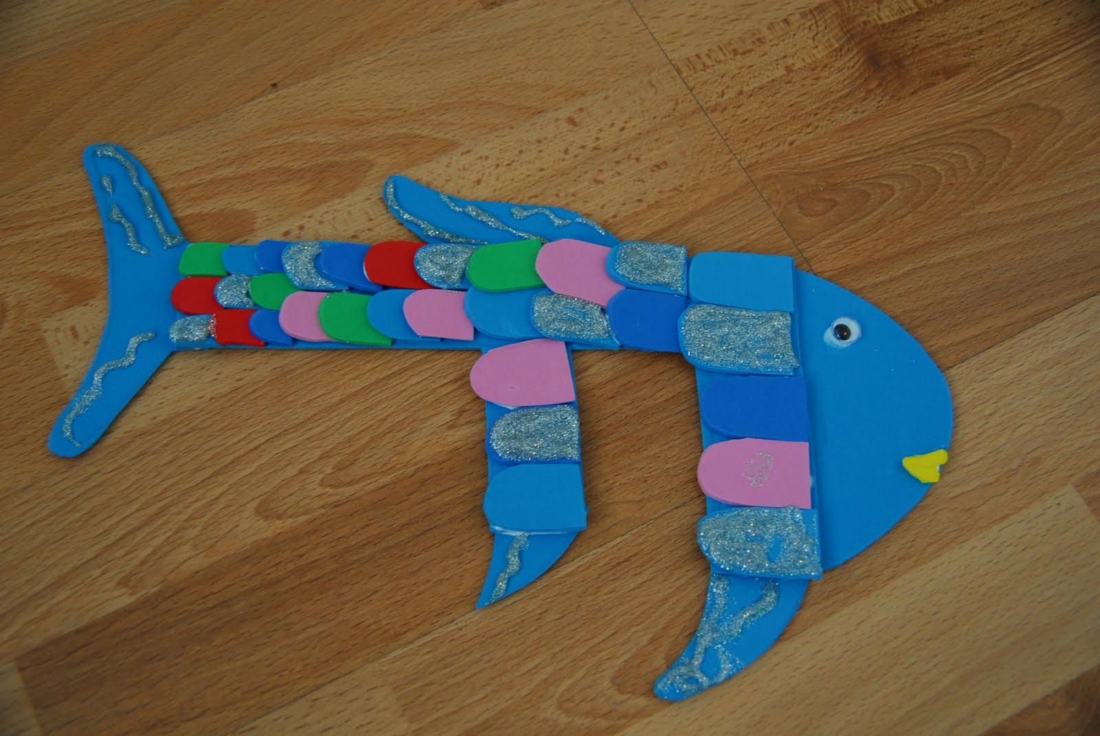 Rainbow Fish Worksheets For Preschoolers Rainbow Best