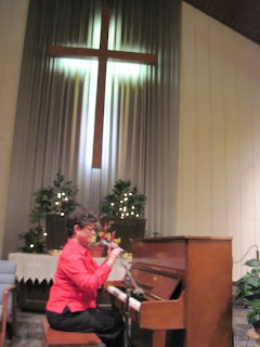 sound check, First Free Methodist Church, Peoria, IL