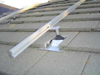 Solar Panel Hold Down Clamps Kindorf Solar Panel Fittings