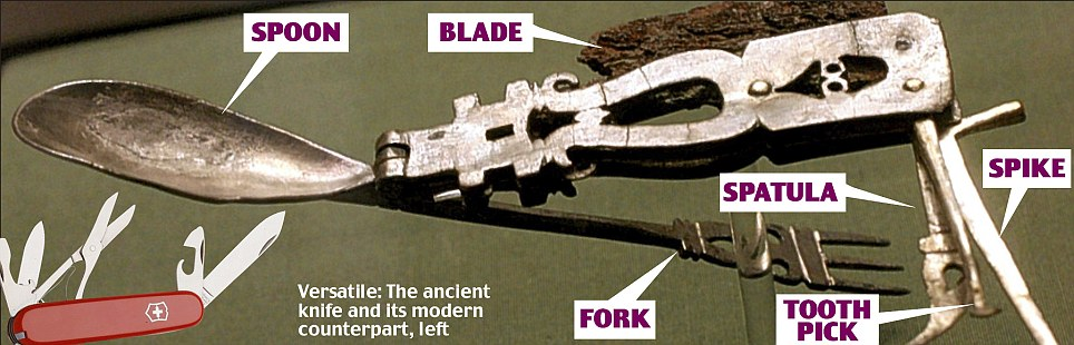 Defence And Freedom Roman Multi Tool