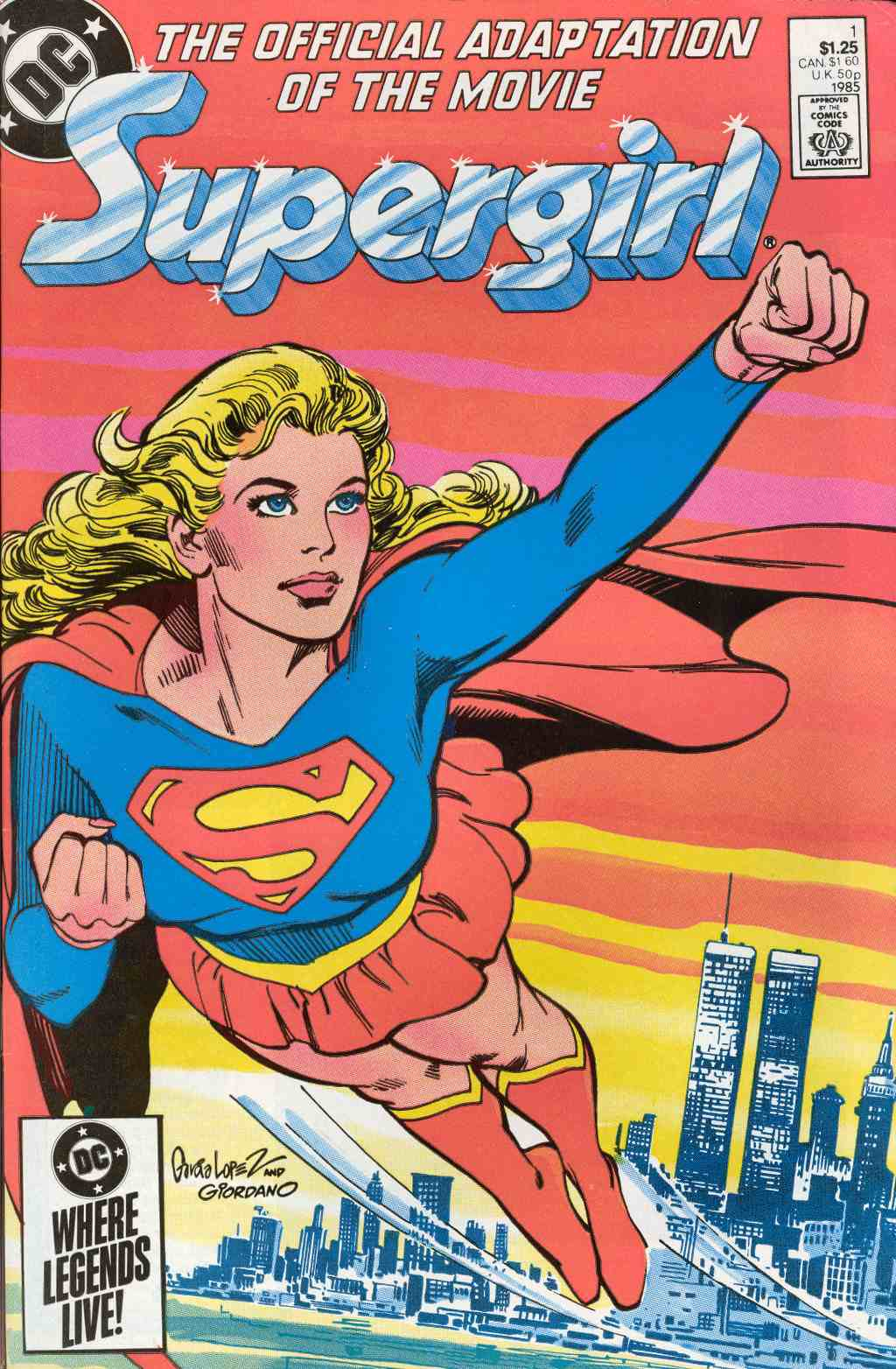 Supergirl: Being Super