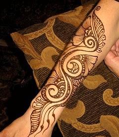 mehndi ka rung mehndi ka rung beautiful floral mehndi design on arms. Black Bedroom Furniture Sets. Home Design Ideas