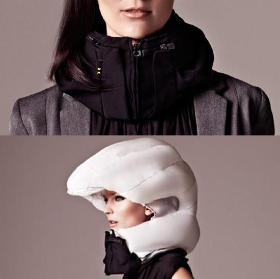 h vding airbag helm f r fahrradfahrer interweb3000. Black Bedroom Furniture Sets. Home Design Ideas