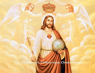 Que Cristo impere em ti!
