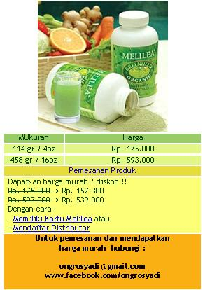 Melilea GFO (Greenfield Organic)