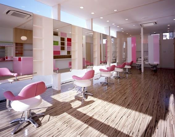 Imagine These Salon Interior Design   Arp Hills Beauty ...