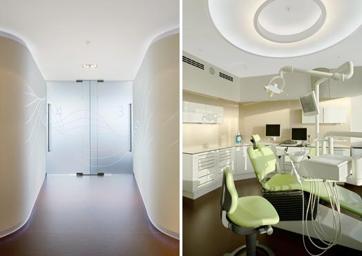 Interior Design Gallery Dental Clinic Interior Smile