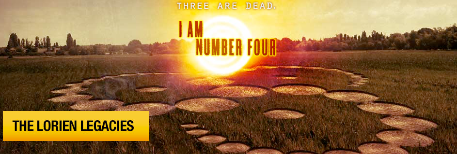 I am Number Four – the guidon online