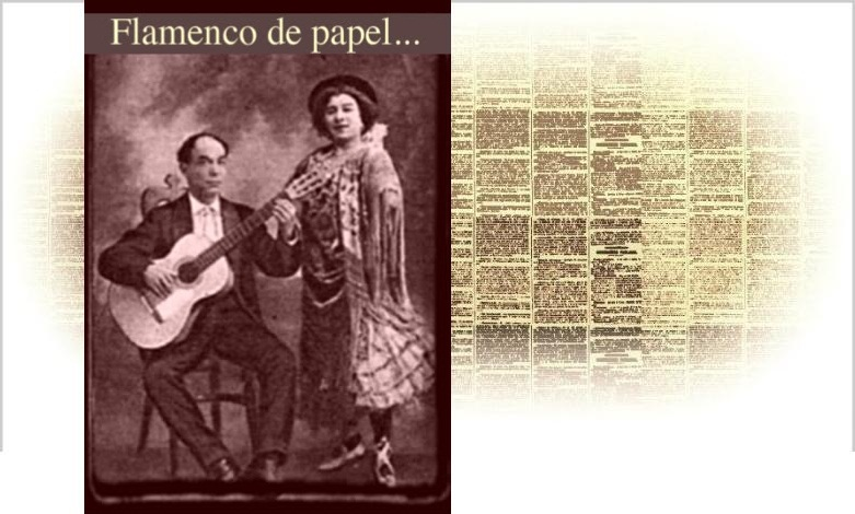 Flamenco de papel...