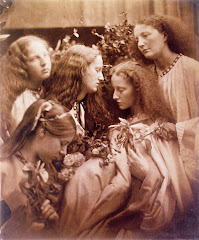 The Rose Bud Garden Of Girls, By Julia Margaret Cameron