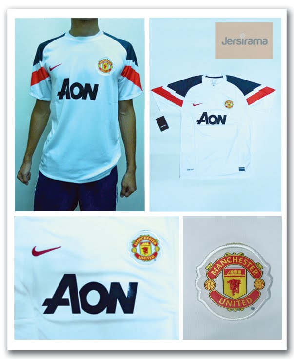fef6b7bf5 Manchester United Home   Away Jersey (EPL season 2010 2011)