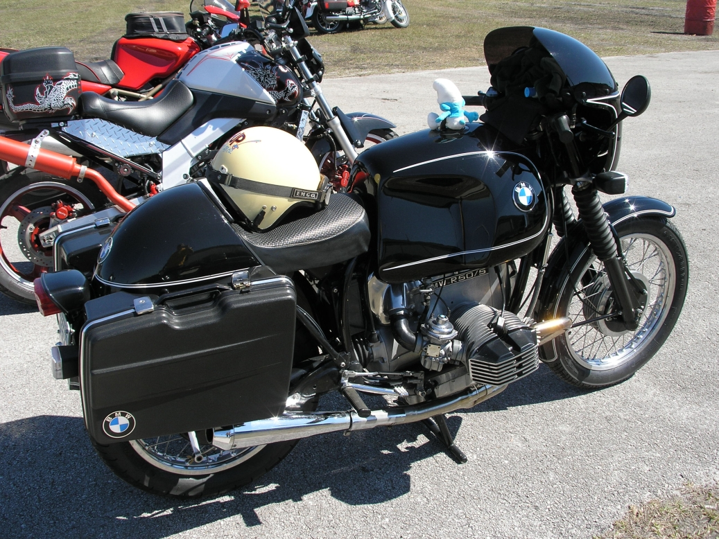 BMW R Motorcycle