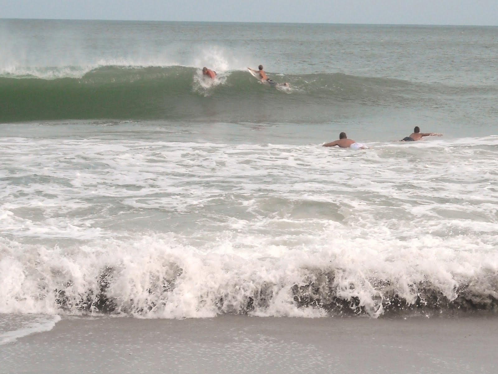 Beauty Of Bamboo Surfing In Myrtle Beach