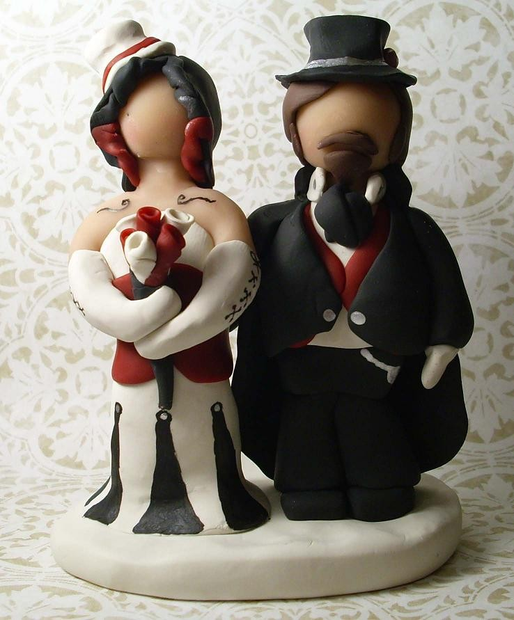 addams family wedding cake topper april 2010 the magazine the wedding for the 10540