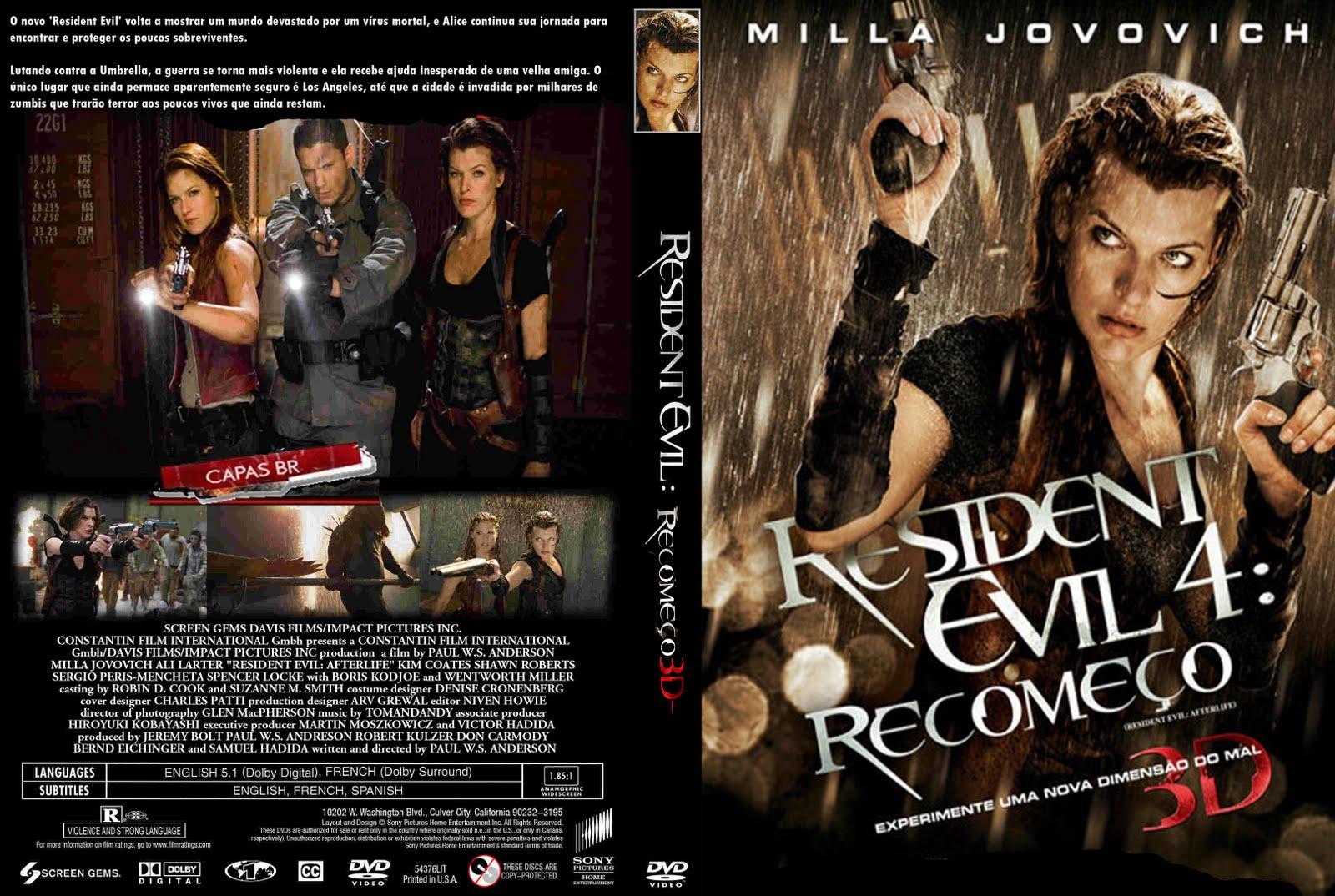 Resident evil movie mp3