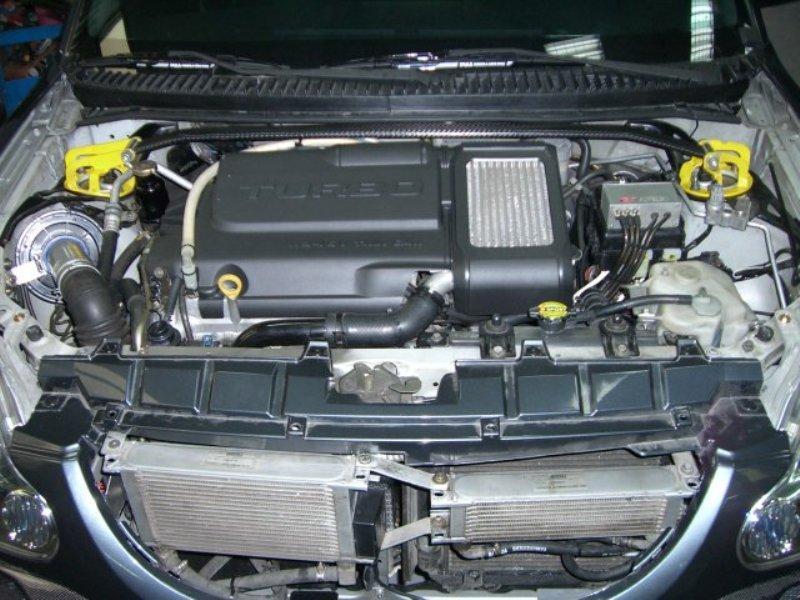 VIVA car: Convert your Perodua Myvi to a turbo