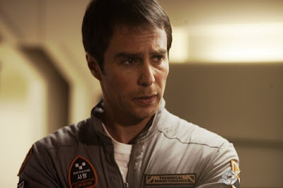Sam Rockwell - Moon Movie