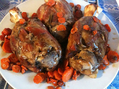 Ofelia 39 s kitchen stinco al forno for Www presotto it