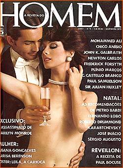 Susana Gonçalves - Playboy 1975
