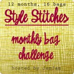 Jemellia's Monthly Bag Challenge 2011